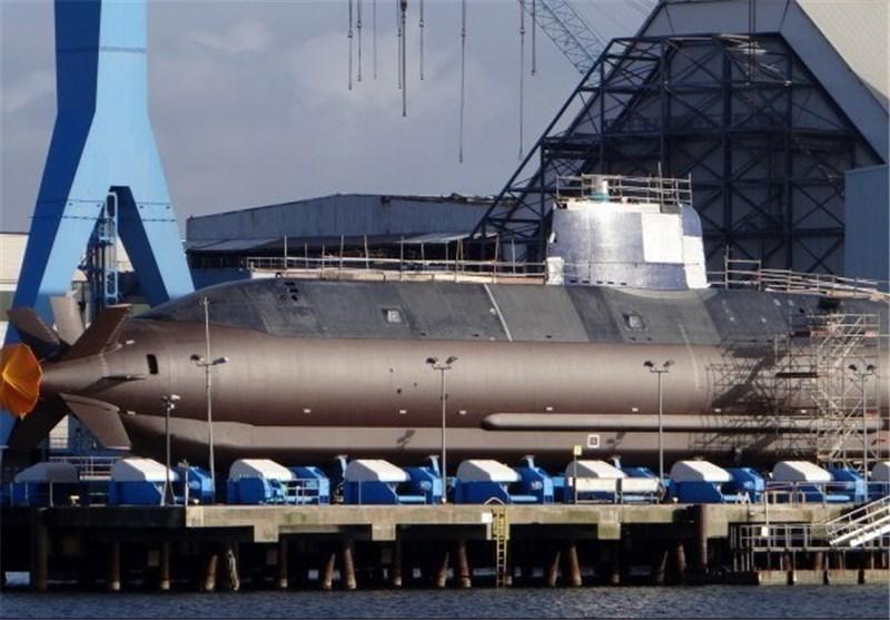 زیردریایی دلفین