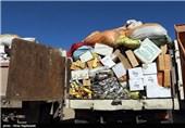 محمولههای میلیاردی کالای قاچاق در ممسنی توقیف شد