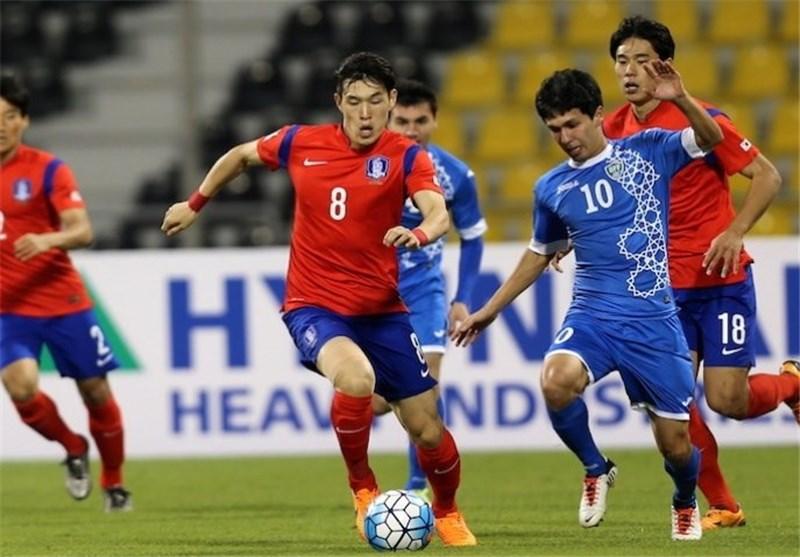کره جنوبی و ازبکستان
