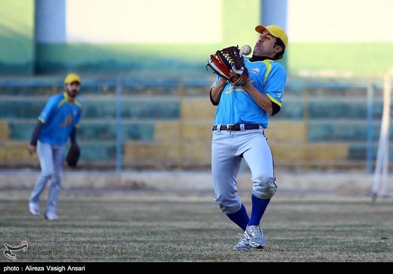 ایران تتأهل الی الدور الثانی لبطولة غرب اسیا بالبیسبول
