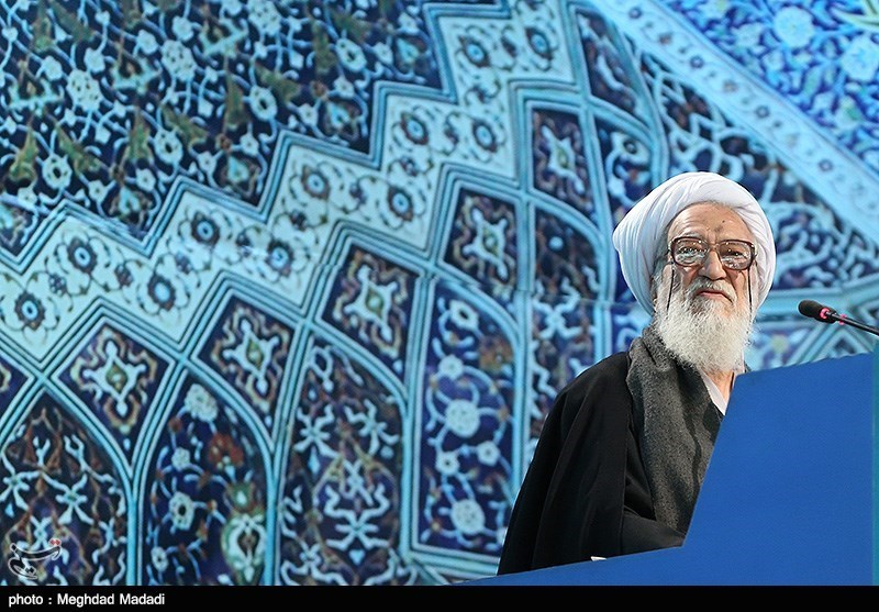 Iranian Cleric Brands US 'Mother of Terrorism'