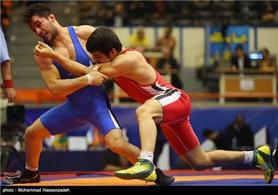 Iran's Capital Hosts Takhti Int'l Wrestling Cup