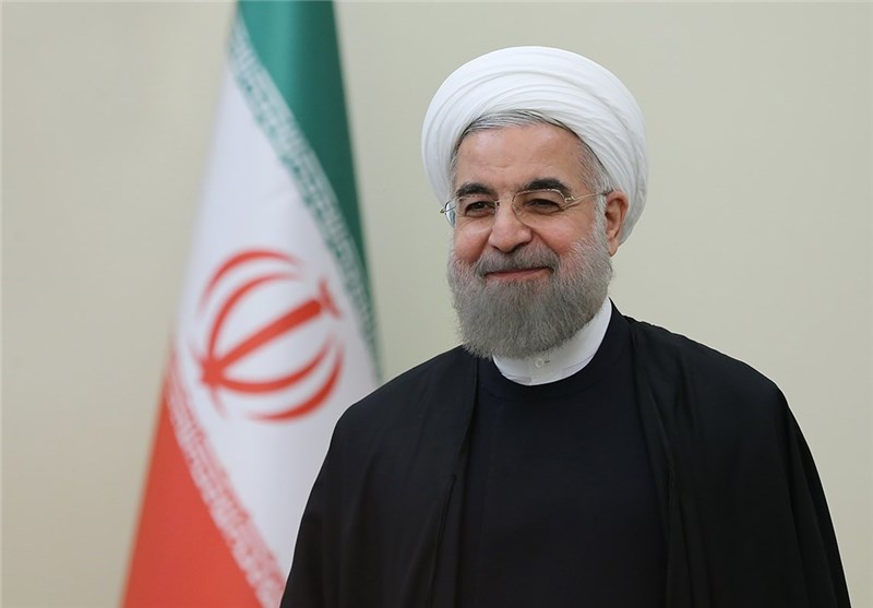 President Rouhani Congratulates Iranians on Weightlifters' Asian Championship