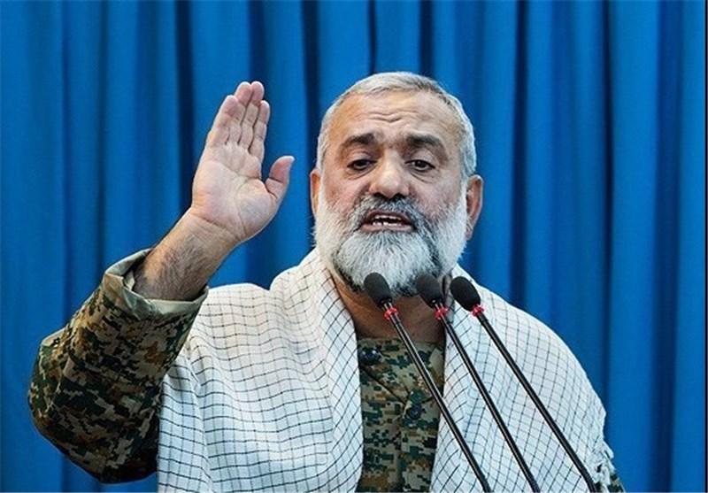 سمنان| سردار نقدی: مسئولی که اشرافی زندگی کند نمیتواند درد محرومان را درک کند