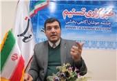 علی زندی دبیر ستاد مبازره با مواد مخدر خراسان جنوبی