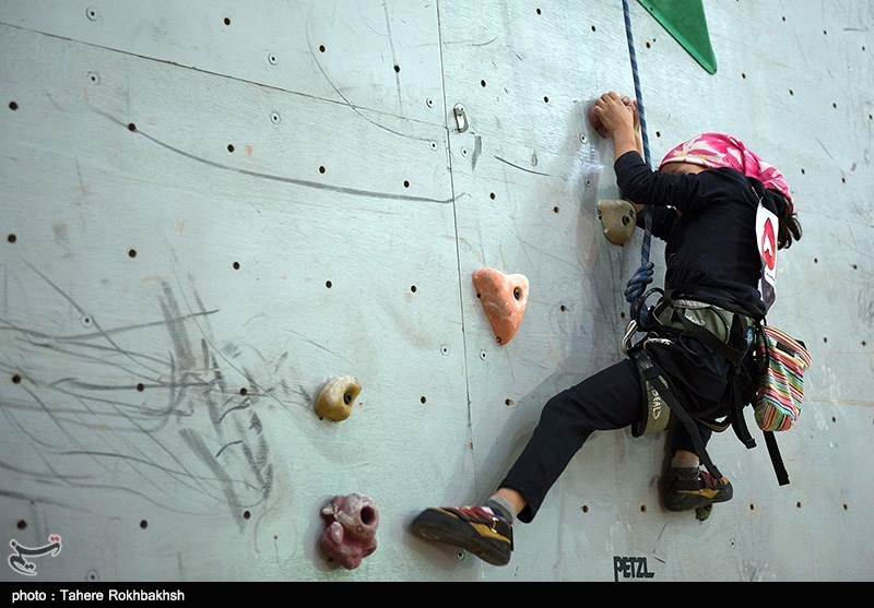 Iran Wins Three Medals at Asian Youth Sport Climbing C'ship