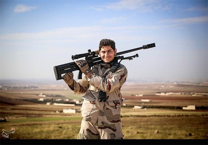 مادر جوان ترین شهید مدافع حرم ایرانی:«گفت آن دنیا را برایت آباد میکنم»
