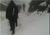 کوهنوردان مینودشت