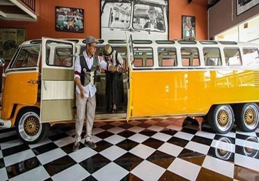 قیمت لیموزین شرکت فولکس واگن خودرو لیموزین
