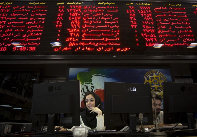 Tehran Stock Exchange Sets New Record ahead of JCPOA Implementation