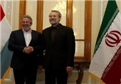 Iran, Luxembourg Speakers Discuss Parliamentary Ties