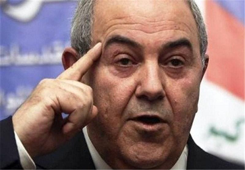 علاوی از موافقت بارزانی با لغو نتایج همهپرسی خبر داد