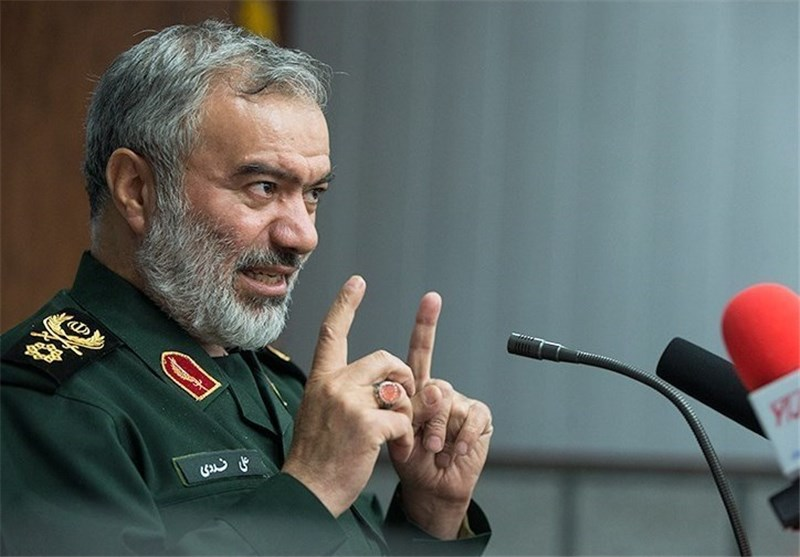 All US Attempts against Islamic Revolution Futile: Iranian Commander
