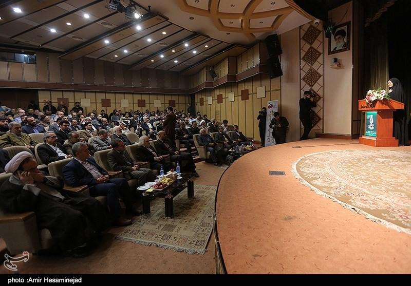 افتتاحیه دهمین جشنواره بین المللی شعر فجر در قم
