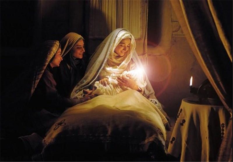 فیلم/سکانس زیبای تولد پیامبراکرم در فیلم محمدرسول الله(ص)