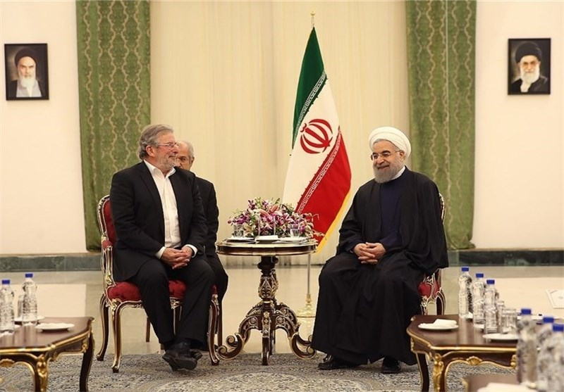 Iran, Luxembourg Can Cooperate to Resolve Regional, Int'l Problems: Rouhani