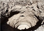 قنات خشکیده/چاه آب خشکیده