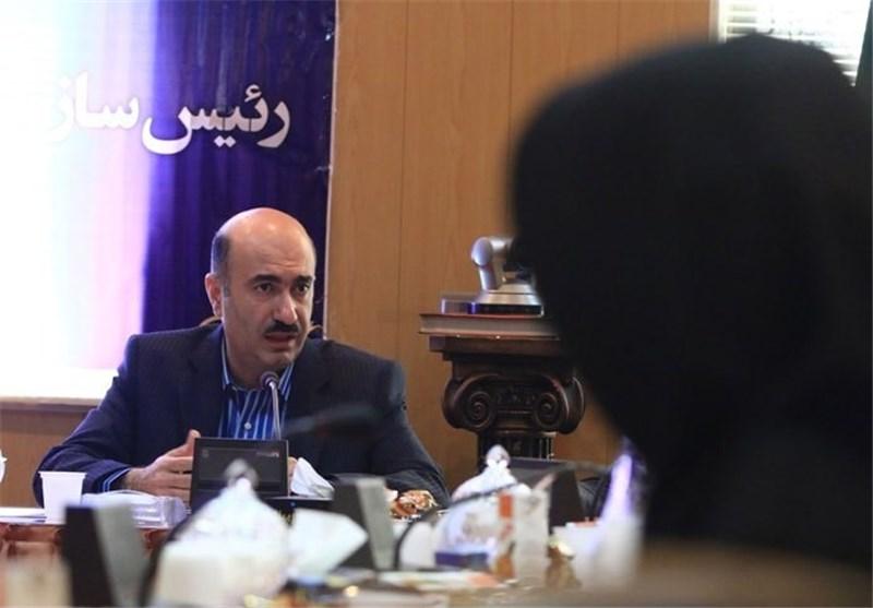 متین رئیس سازمان صنعت و معدن همدان