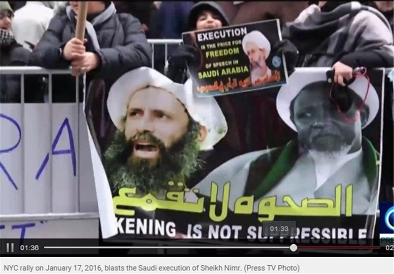 Americans Condemn Saudi Execution of Nimr, Nigeria Detention of Zakzaky