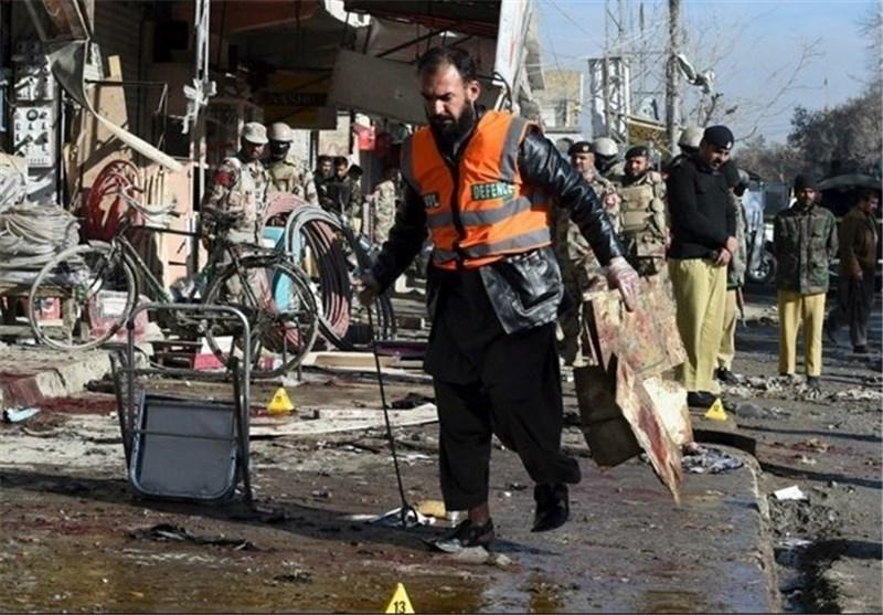 Bomb Kills 5 Soldiers in SW Pakistan