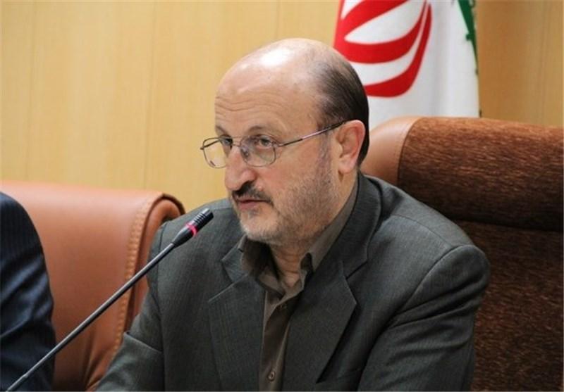 عبدالمحمد زاهدی استاندار کردستان