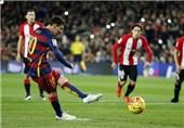 باشگاه بارسلونا: مسی مصدوم نشده است