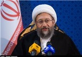 Iran's Top Judge Warns of Enemy Schemes for Election