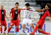 علی کریمی، تیم فوتبال امید ایران و سوریه