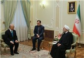 Rouhani Urges IAEA to Help Iran Develop Its Nuclear Energy Program