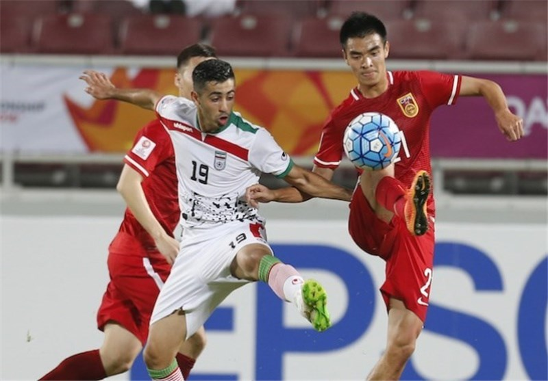 Iran into AFC U-23 Championship Quarters