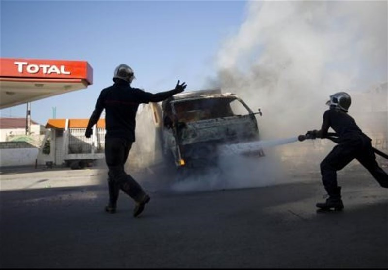 Haitian Protesters Demanding Fresh Elections Riot in Capital