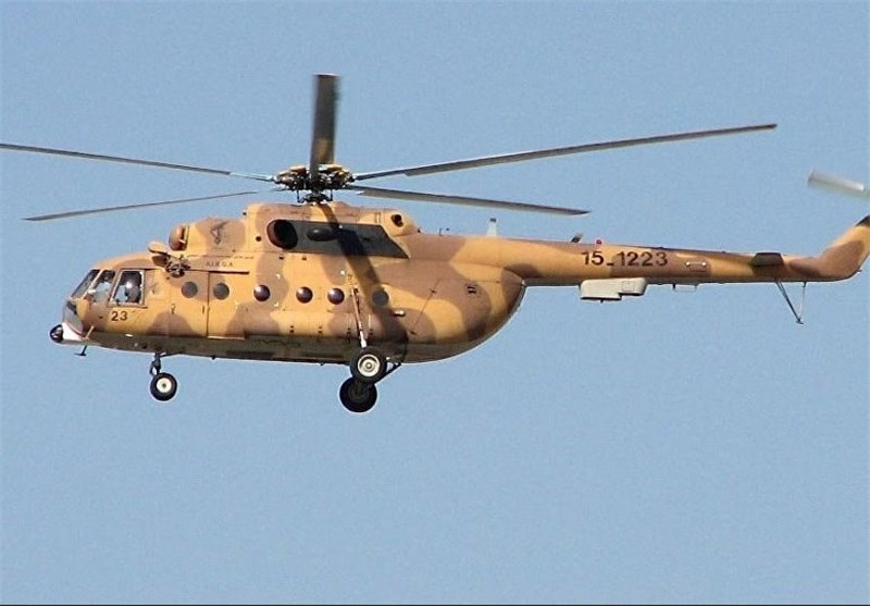 Russia Plans to Sell Military Choppers to Iran: Report