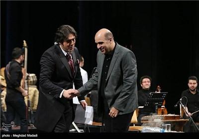 محمدرضا چراغعلی در کنسرت مانی رهنما