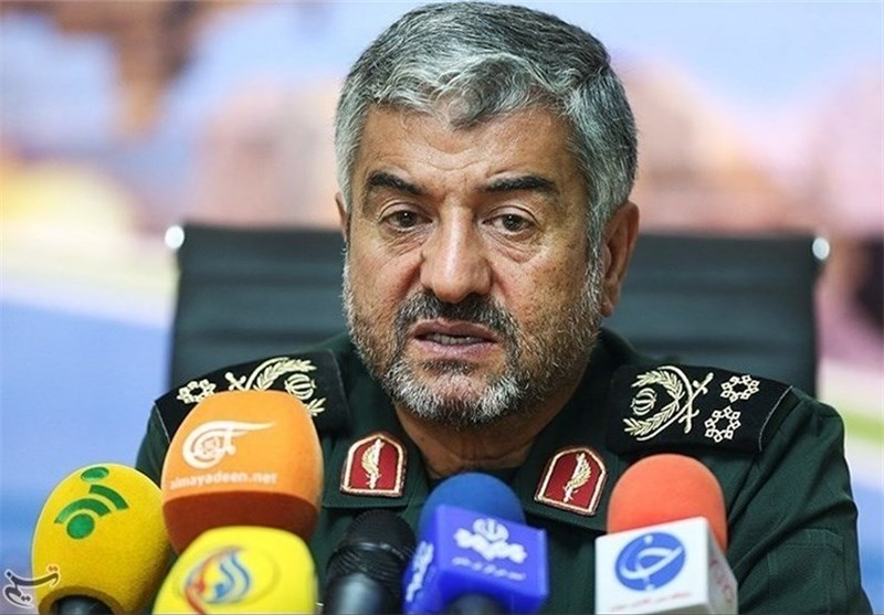 Enemies Looking for Cultural Infiltration in Iran: IRGC Commander