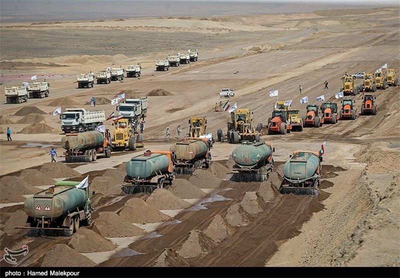 پروژه کنارگذر شرق اصفهان سال 97 به بهرهبرداری میرسد