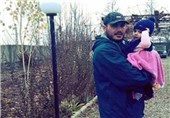 پیکر مطهر شهید محمد اینانلو در سوریه کشف شد