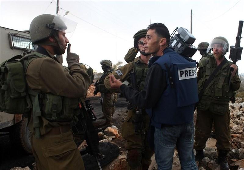 اسراییل خبرنگاران