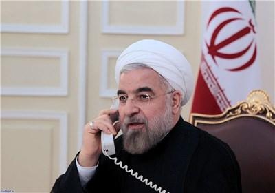 """روحانی : همه دولتهای جهان باید برای مقابله """"کرونا"""" در کنار هم باشند"""