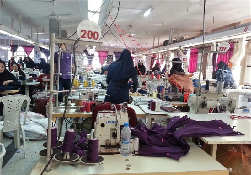 """کارگاه """"تولید پوشاک"""" در شهرستان دلفان راهاندازی میشود"""