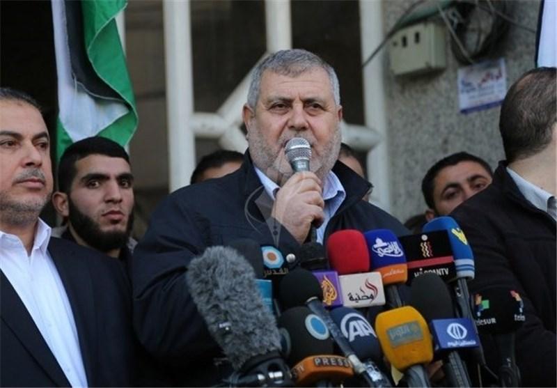 جهاد اسلامی: محور مقاومت از یمن گرفته تا لبنان و سوریه شریک پیروزی غزه است/ بزرگترین موشک مقاومت فلسطین به نام شهید سلیمانی است