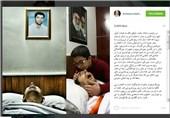 پست اینستاگرامی وزیر بهداشت درباره شهید زنده لرستانی