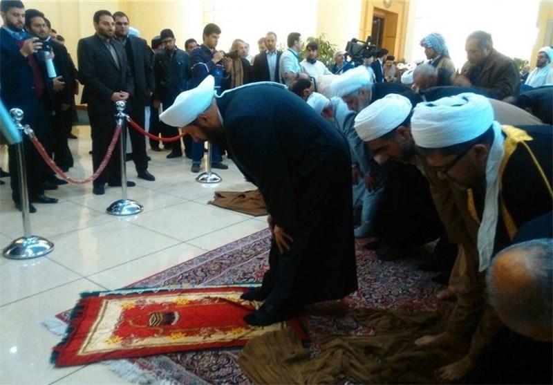 نماز وحدت در المقدادیه