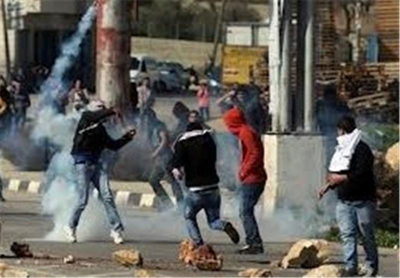 إصابات فی مواجهات مع الاحتلال الصهیونی فی الضفة المحتلة