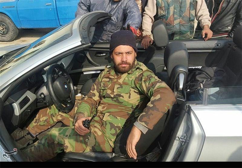 پیکر مطهر شهید مجید قربانخانی به کشور بازگشت