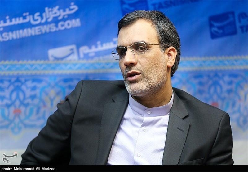 جابری انصاری در خبرگزاری تسنیم / سخنگو در تسنیم