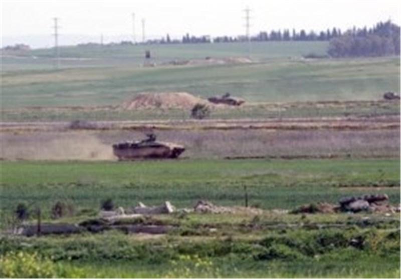 من جدید .. العدو الصهیونی یقصف بناء فی مدینة القنیطرة جنوب سوریا