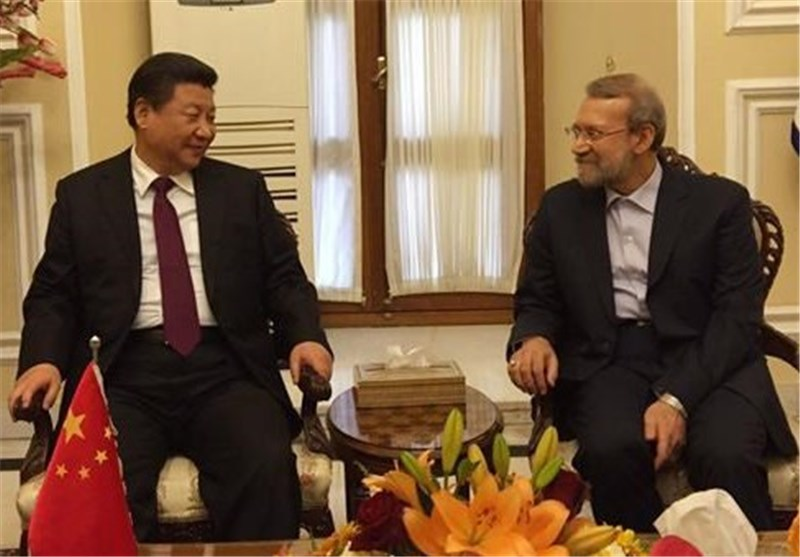 Iran's Parliament Welcomes Promotion of Ties with China