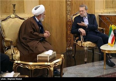 عزیمت رئیس مجلس به عراق