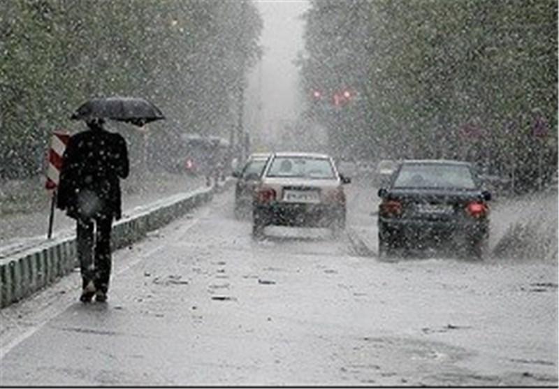 بارش باران از عصر امروز در دماوند آغاز میشود