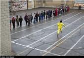 سومین دوره المپیاد ورزشی درون مدرسه ای استان مازندران گشایش یافت